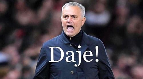 Mourinho Daje
